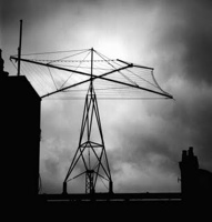 Dorchester Antenna Closeup