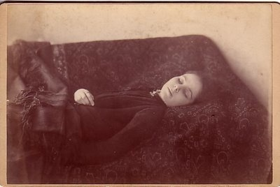 Victorian Post Mortem Photography 002