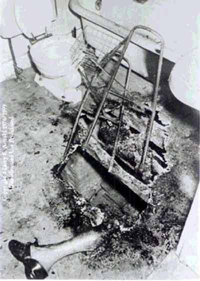 Spontaneous Human Combustion Cogitz