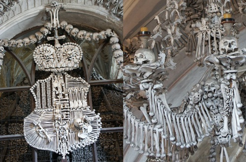 Sedlec-Ossuary-Bones