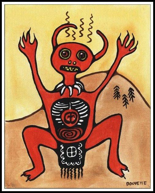 Wendigo Psychosis: Monstrous Men | Cogitz